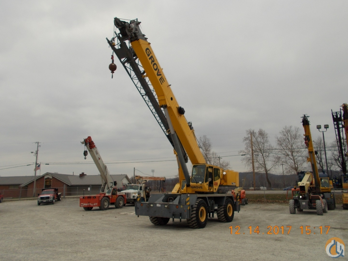 Grove RT650E For Sale Crane for Sale in Nitro West Virginia on CraneNetwork.com