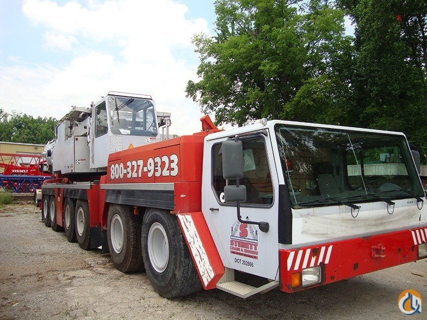 Liebherr LTM 1300-1 All Terrain Crane For Sale Crane for Sale on CraneNetwork.com