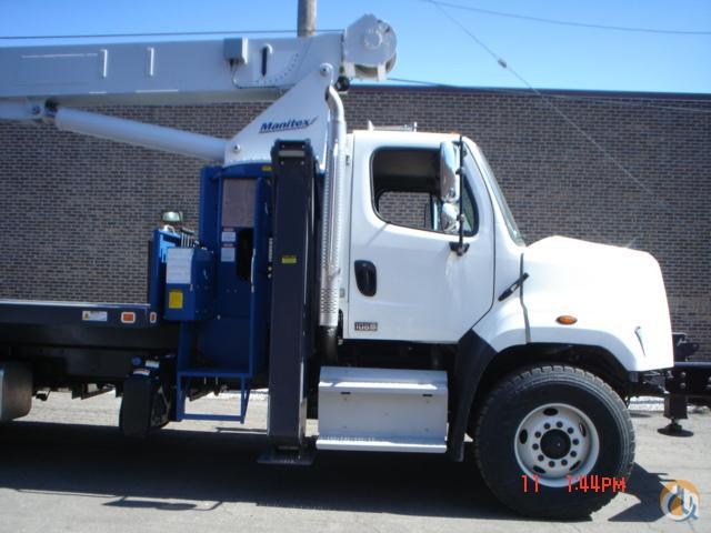2014 MANITEX 26101C Crane for Sale or Rent in Bridgeview Illinois on CraneNetworkcom