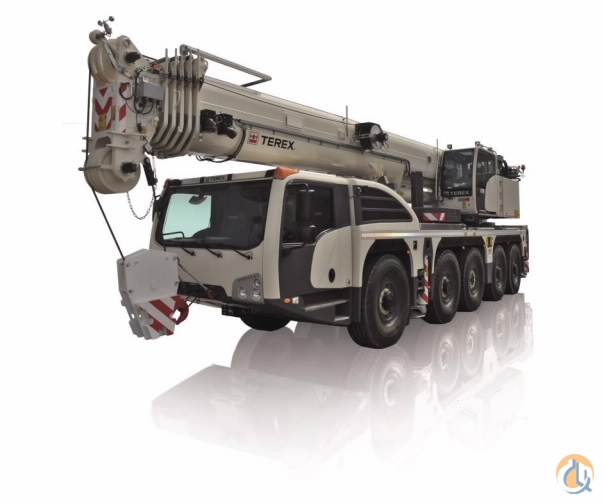Terex Explorer 5500 All Terrain Cranes Crane for Sale 2017 Terex Explorer 5500 in  Texas  United States 217452 CraneNetwork