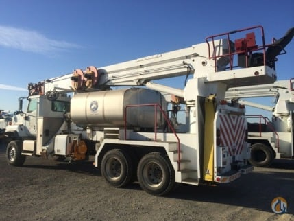 2001 Altec HW145 HOT LINE WASHER Crane for Sale in Dixon California on CraneNetworkcom