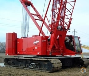 2002 MANITOWOC 555 Crane for Sale on CraneNetworkcom
