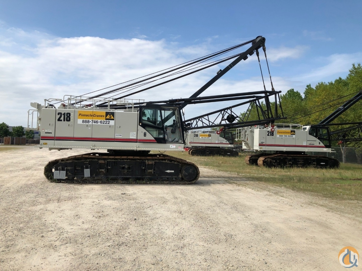 2017 Link-Belt 218HSL Crane for Sale in Charlotte North Carolina on CraneNetwork.com