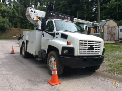 Sold 2008 Telsta T40C Crane for  in Villa Rica Georgia on CraneNetworkcom