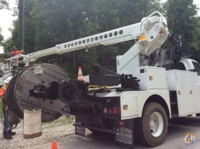 Sold 2008 Telsta T40C Crane for  in Villa Rica Georgia on CraneNetwork.com
