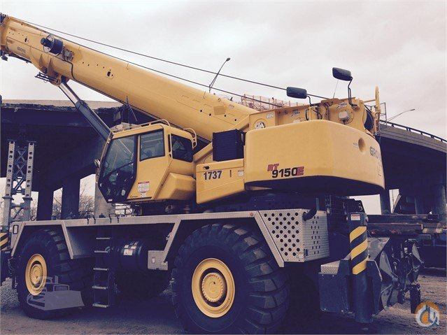 2015 Grove RT9150E Crane for Sale in Union New Jersey on CraneNetwork.com
