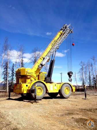 2000 Grove RT9100 Rough Terrain 100 Ton CBJ575 Crane for Sale on CraneNetwork.com