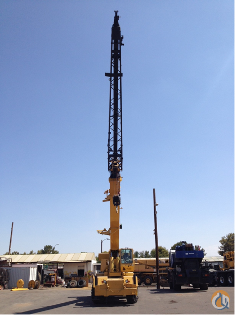 1995 Grove RT528C Rough Terrain Crane for Sale on CraneNetwork.com