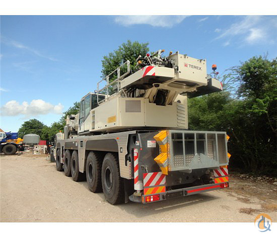 2012 Terex-Demag AC 140 Crane for Sale on CraneNetwork.com