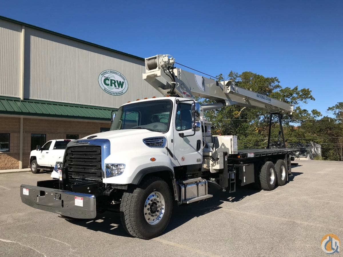 Get it Done with 30-Ton Crane for Sale in Williston Vermont on CraneNetwork.com