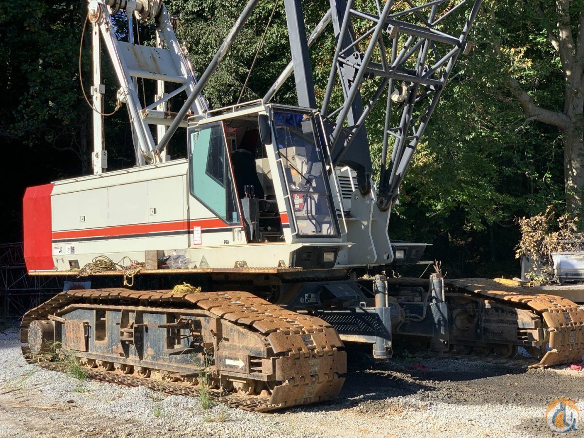 2000 LINK BELT LS-218H II Crane for Sale in Atlanta Georgia on CraneNetwork.com