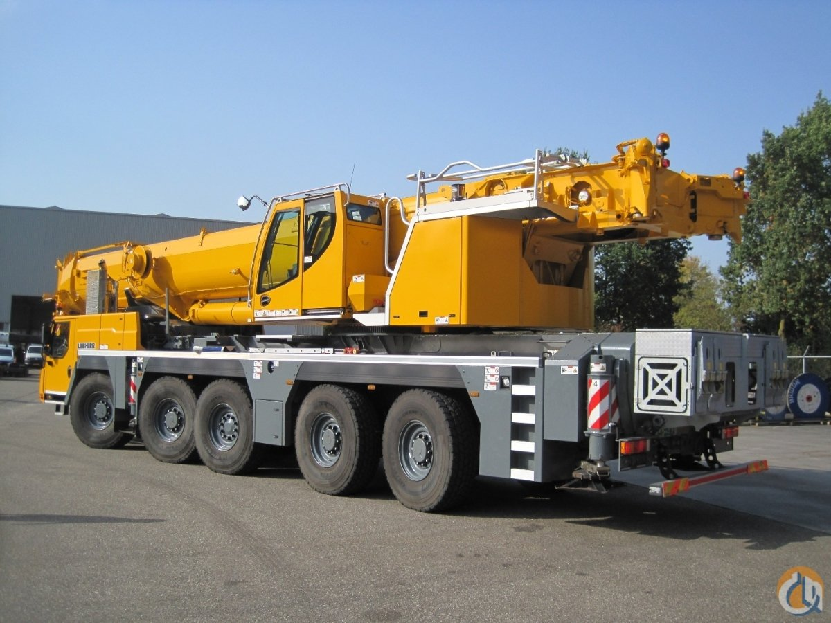 2020 Liebherr LTM1160-5.2 for RENTRPO Crane for Sale or Rent in Houston Texas on CraneNetwork.com
