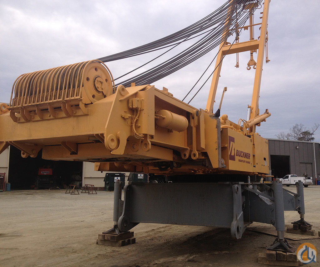 Liebherr LR14002 Crane for Sale or Rent in Graham North Carolina on CraneNetwork.com