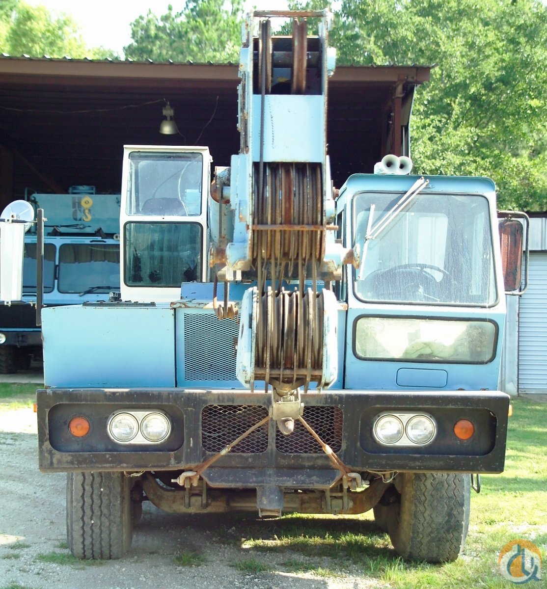 PH T-300-A Crane for Sale or Rent in Saraland Alabama on CraneNetwork.com