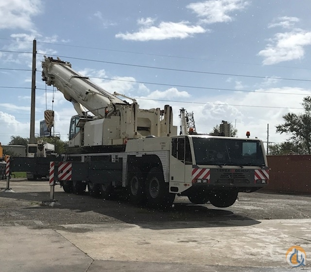 2004 TerexDemag AC350SSL Crane for Sale in Fort Pierce Florida on CraneNetwork.com