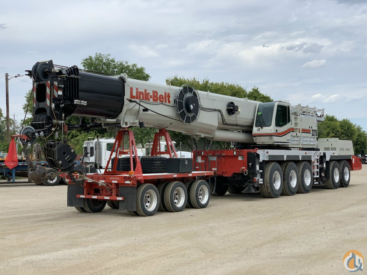 2017 LINK BELT ATC-3275 ALL TERRAIN Crane for Sale in San Antonio Texas on CraneNetwork.com