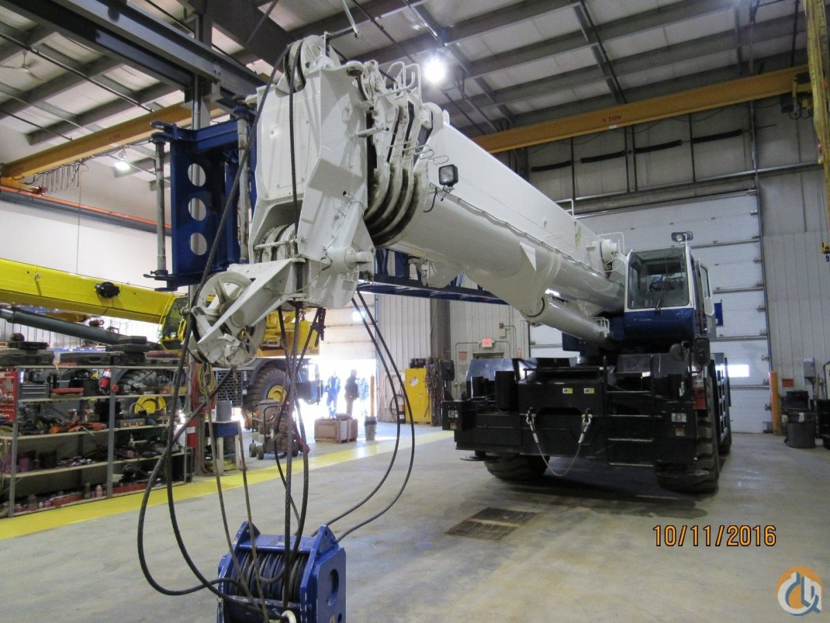 Tadano GR-750XL-2 Rough Terrain Cranes Crane for Sale TADANO GR750XL-2 2014 in  Alberta  Canada 216779 CraneNetwork