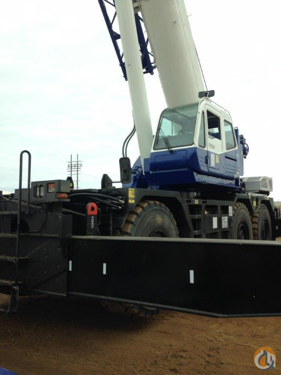 2016 Tadano GR-1600XL Crane for Sale or Rent in Kansas City Kansas on CraneNetwork.com