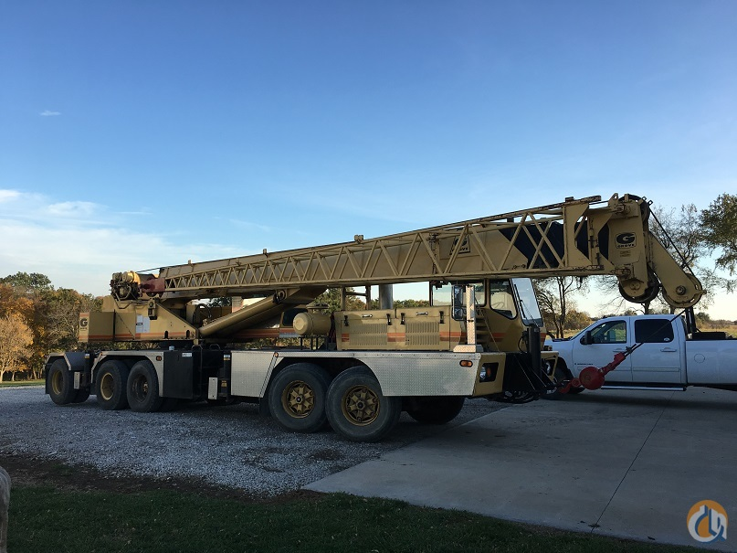 1974 GROVE TMS300 Crane for Sale in Richland Iowa on CraneNetwork.com