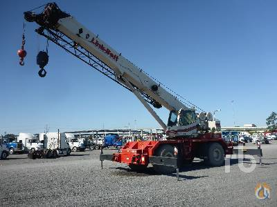 Sold 2007 LINK-BELT RTC-8050 Crane for  in Houston Texas on CraneNetworkcom