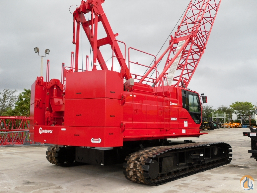 2015 MANITOWOC 11000-1 Crane for Sale in Concord North Carolina on CraneNetwork.com