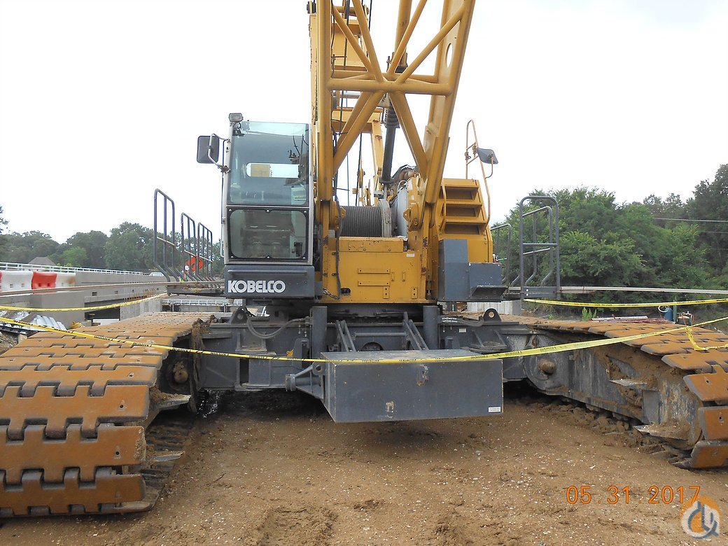 2009 Kobelco CK1600-1F Crane for Sale on CraneNetwork.com