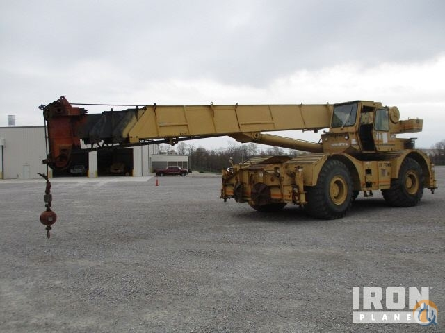 Sold 1997 Grove RT65S All Terrain Crane Crane for  in Walton Kentucky on CraneNetworkcom