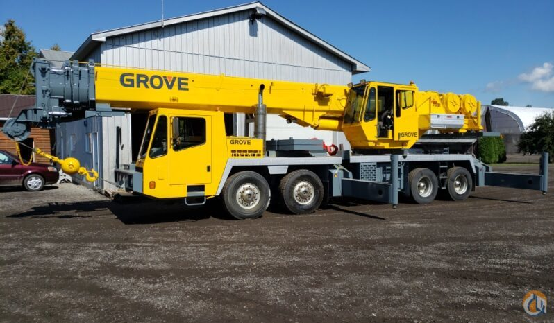 2004 Grove TMS700E Crane for Sale in Montreal Quebec on CraneNetwork.com