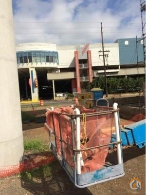 2010 Genie S-80 Crane for Sale in Waipahu Hawaii on CraneNetworkcom