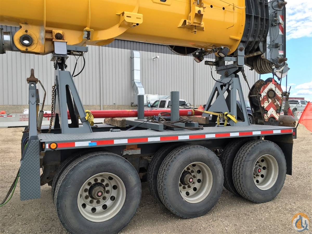 2009 GROVE GMK 5135 - ALL TERRAIN CRANE - 135 TON CAPACITY Crane for Sale on CraneNetwork.com