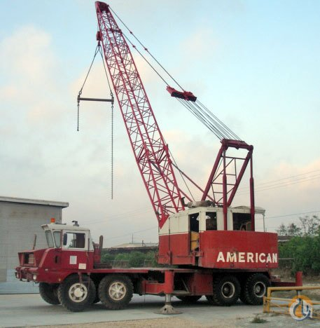 1972 American 5530 Crane for Sale on CraneNetwork.com