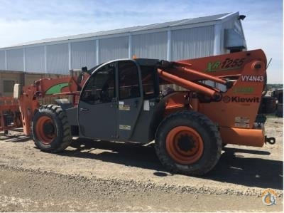 2011 Xtreme XR1255 Crane for Sale in Memphis Tennessee on CraneNetwork.com