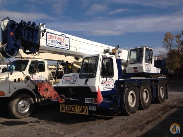 1994 GROVE GMK3050 Crane for Sale in Kingston New York on CraneNetwork.com