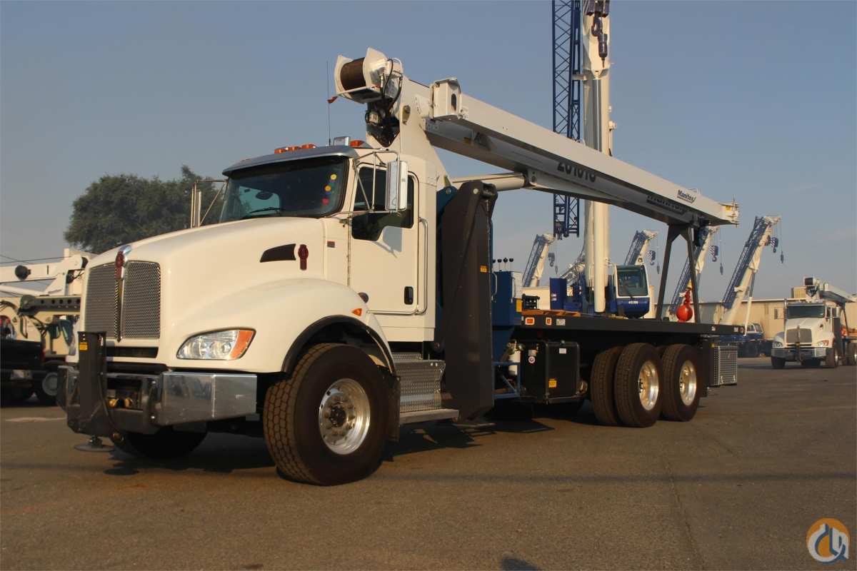 2019 MANITEX 26101C Crane for Sale or Rent in Sacramento California on CraneNetwork.com