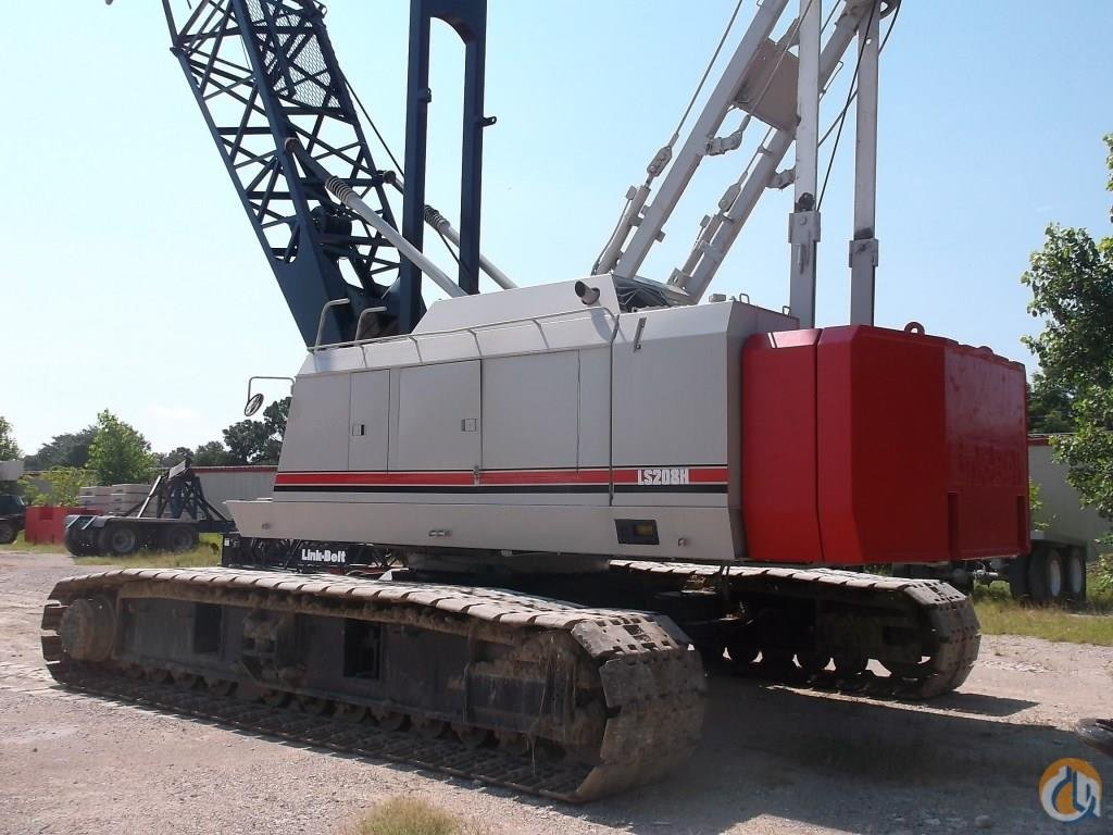 2007 Link-Belt LS-208H Crane for Sale on CraneNetwork.com