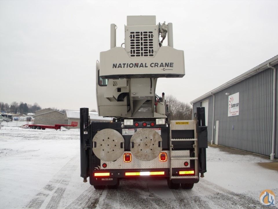 2013 National NBT50-102 Crane for Sale in Canton Ohio on CraneNetwork.com