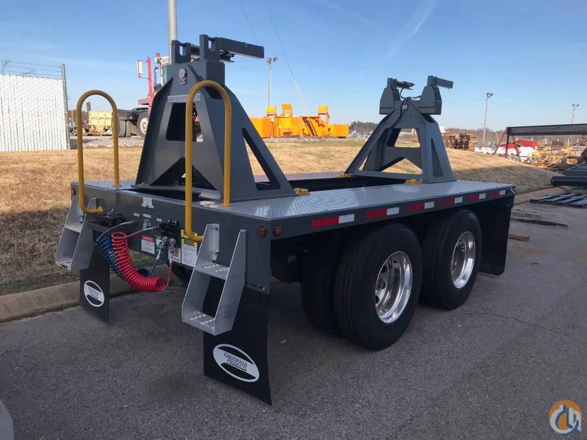 GMK5165-2 BOOM DOLLY 2-AXLE Crane for Sale in Union City Tennessee on CraneNetwork.com