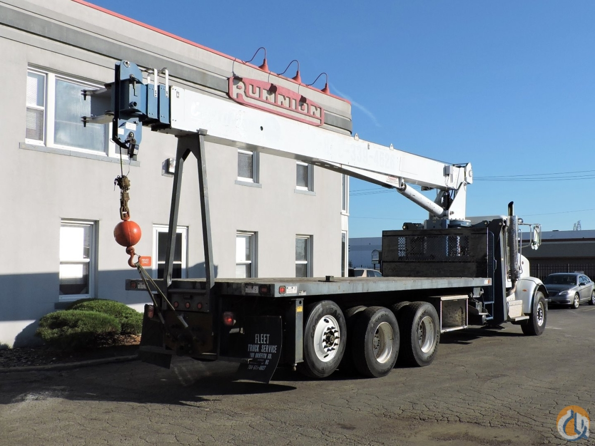 Sold 2011 Manitex 26101 C Crane for  in Lyons Illinois on CraneNetwork.com