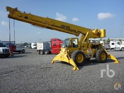 1992 GALION 150FA Crane for Sale in Humble Texas on CraneNetworkcom
