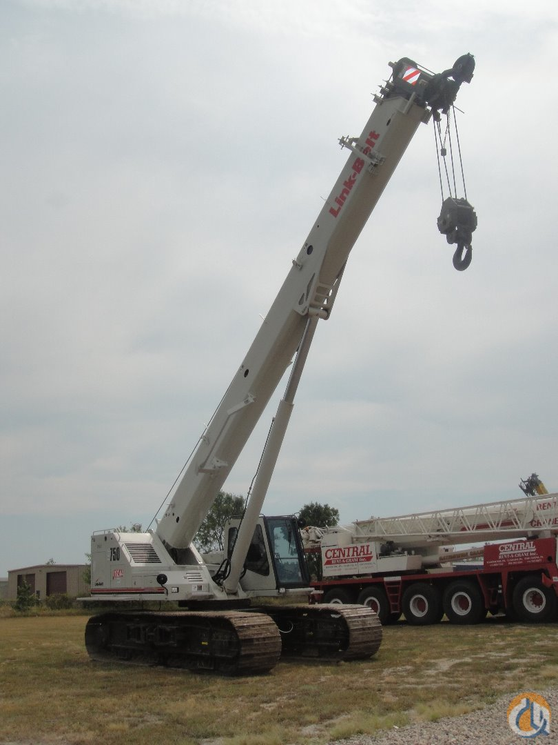 Link Belt TCC750 For Sale Crane for Sale in Chicago Illinois on CraneNetwork.com