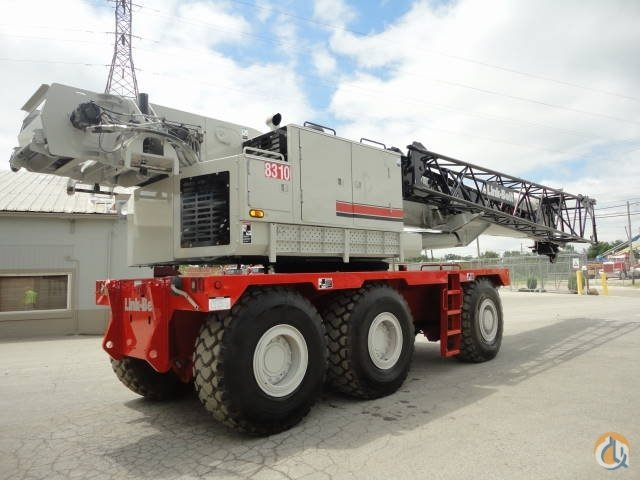 Link Belt RTC-80100 For Sale Crane for Sale in Pittsburgh Pennsylvania on CraneNetwork.com