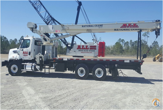 2012 NATIONAL NBT30H Crane for Sale in Oregon Ohio on CraneNetwork.com
