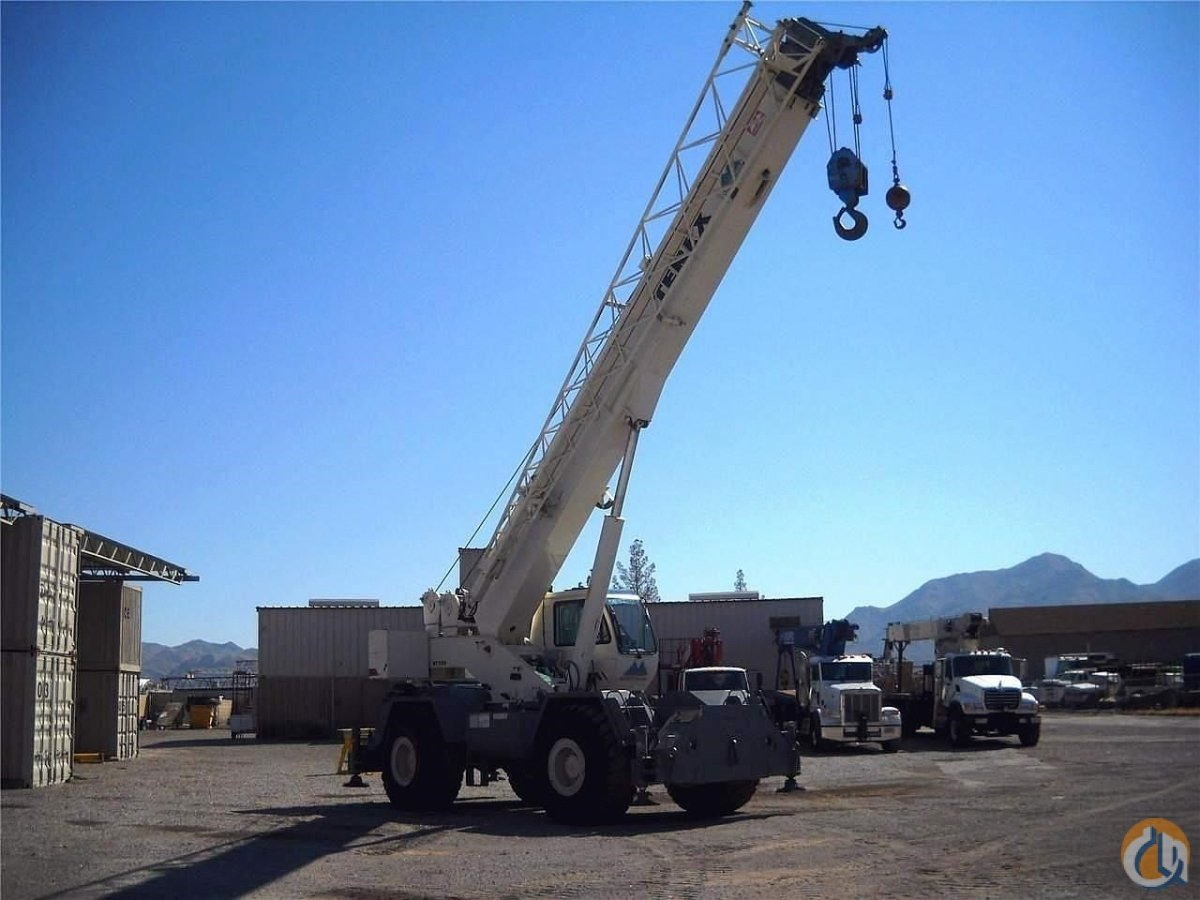 2000 TEREX RT555 Crane for Sale or Rent in Las Vegas Nevada on CraneNetwork.com