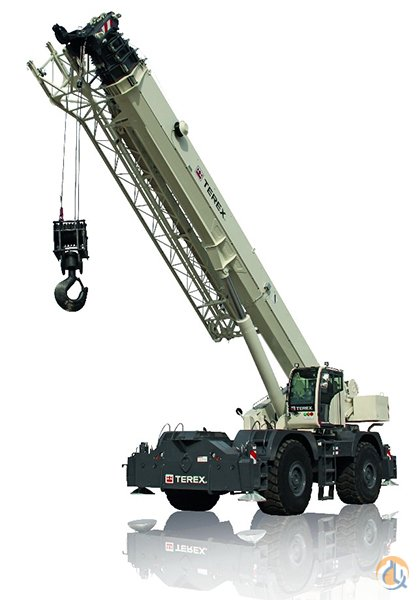 2017 TEREX QUADSTAR 1100 Crane for Sale in Waverly Iowa on CraneNetworkcom