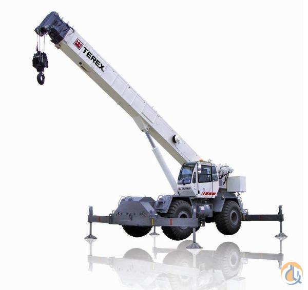 2017 Terex RT555 DOMESTIC Crane for Sale on CraneNetworkcom