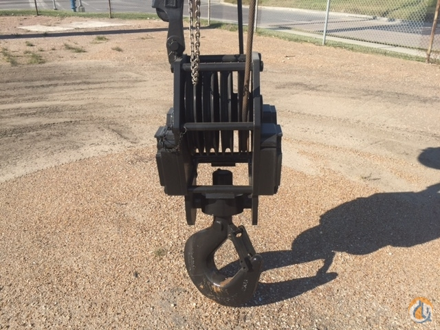 2008 Link-Belt HTC-8690 Crane for Sale in Houston Texas on CraneNetwork.com