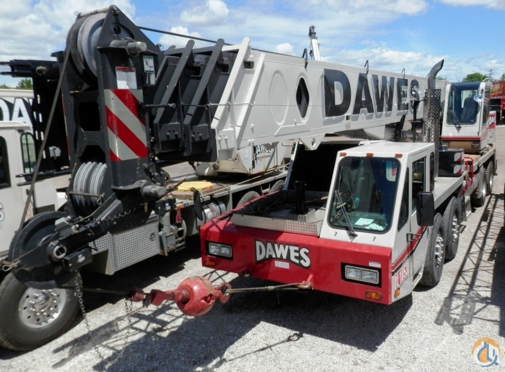 Link Belt HTC-8675 LB for sale Crane for Sale in Milwaukee Wisconsin on CraneNetwork.com
