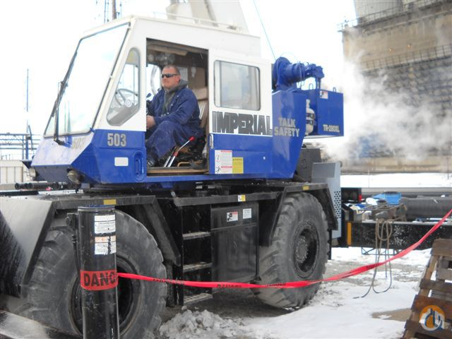 Own a Tadano from an Authorized Dealer for under 80 K Crane for Sale or Rent in Bridgeview Illinois on CraneNetworkcom