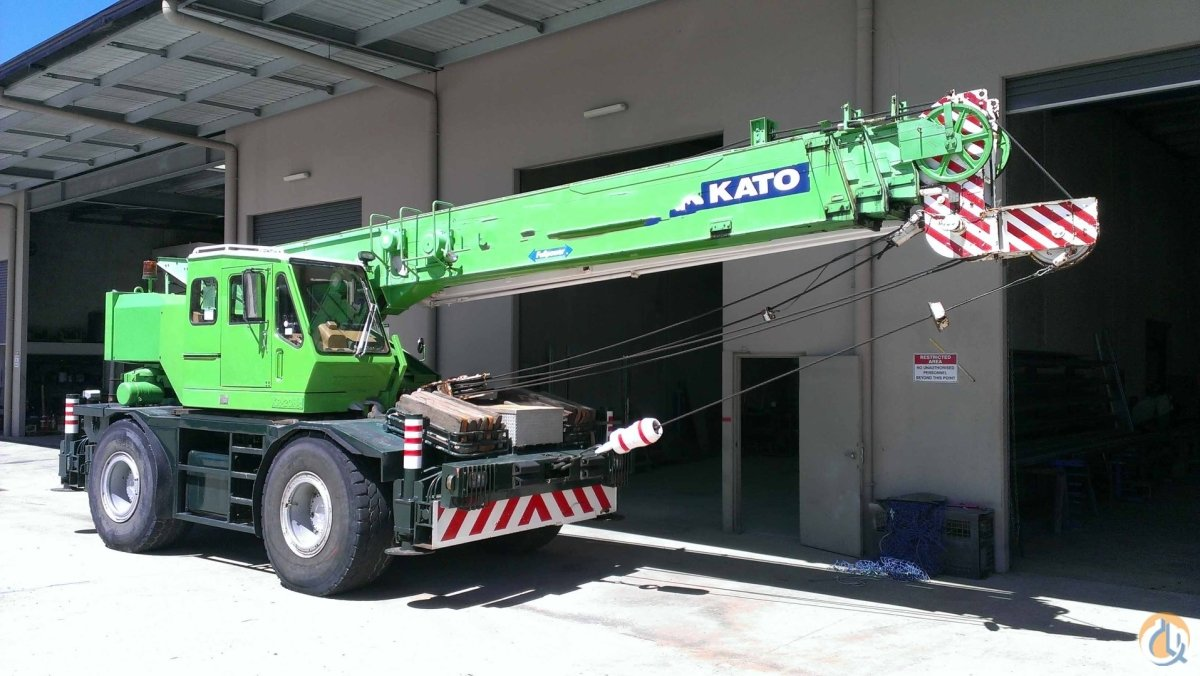 Kato KR 20H 111 Crane for Sale on CraneNetwork.com