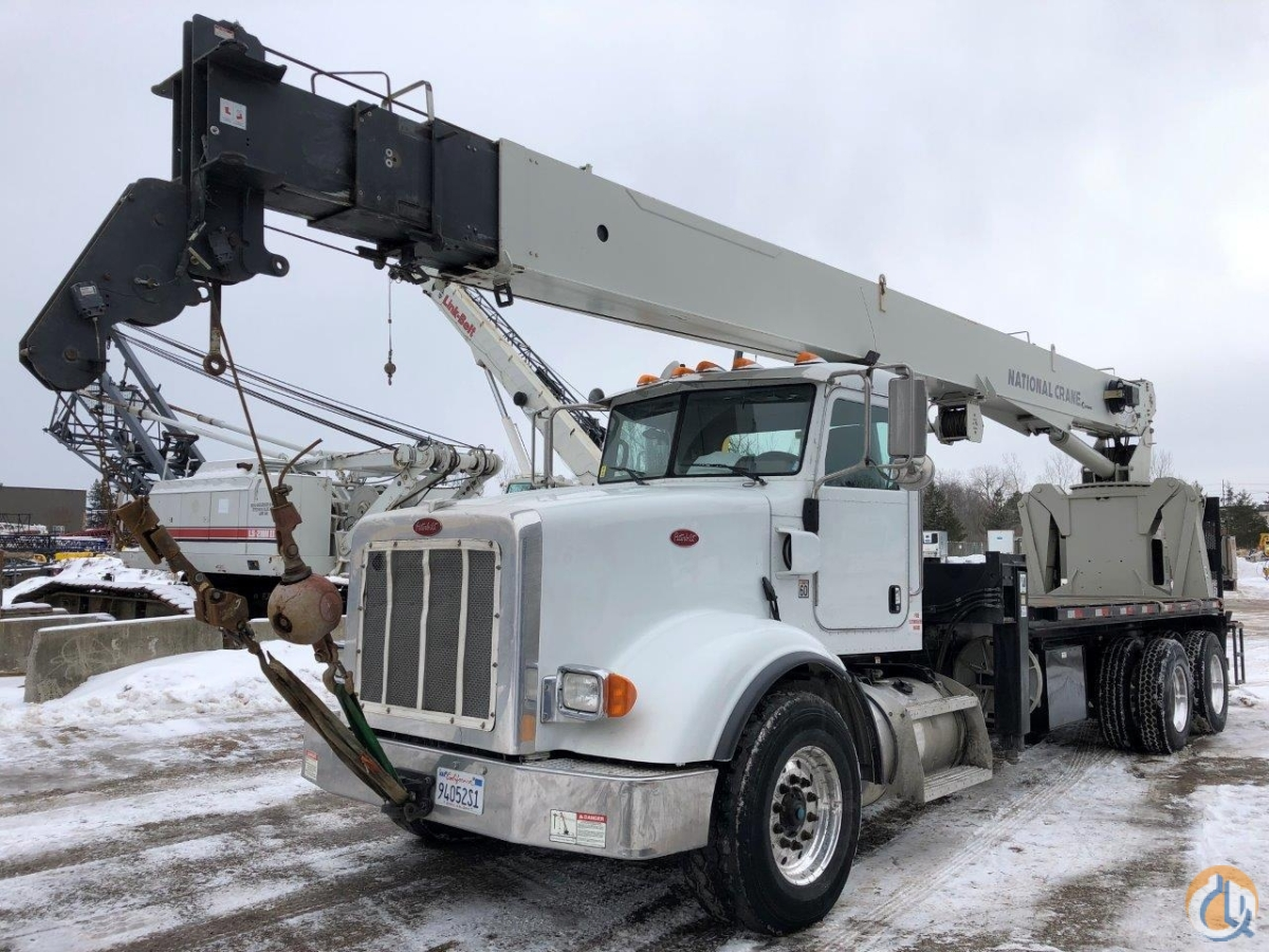 2013 National 900A Crane for Sale in Solon Ohio on CraneNetwork.com